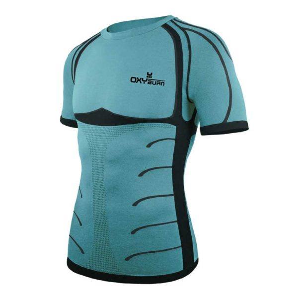 Forty-Two Compressie Sportshirt van Oxyburn 5055