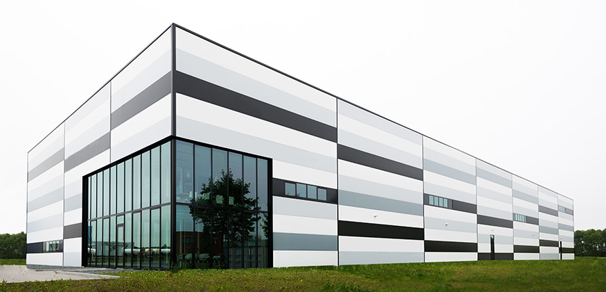 Stock Today / Oxyburnshop Storage Facility in the Netherlands