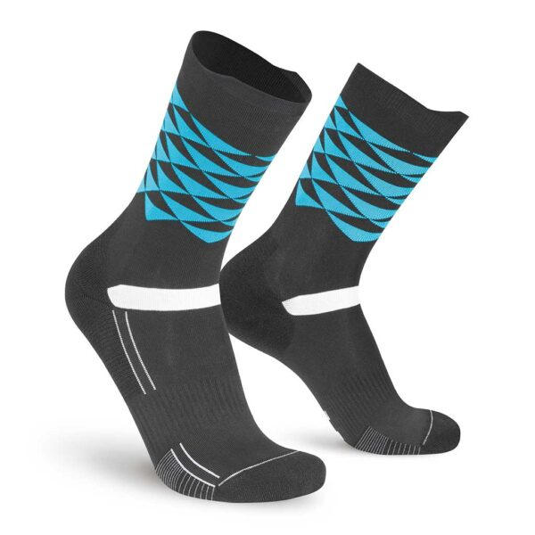 Run and Bike Cool 2TRIX Sports Socks Oxyburn 1001