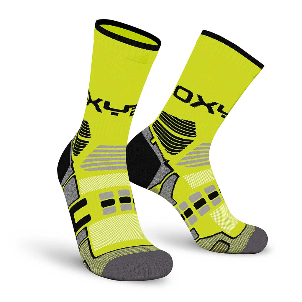 Multisport Half-Cut Compression Socks Oxyburn 1203