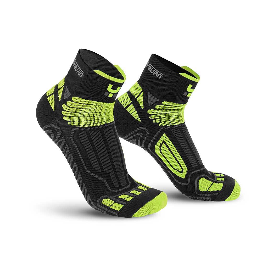 Running Short-Cut Sports Compression Socks Oxyburn 1260