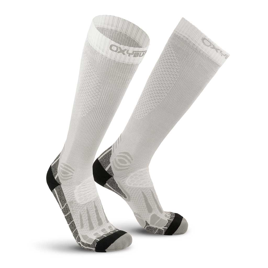 Running Knee-High Energizer Compression Socks Oxyburn 1350