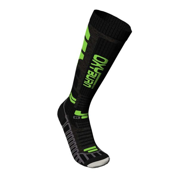 Snowboard Thermo Knee-High Energizer Dry-Tech Socks Oxyburn 1445