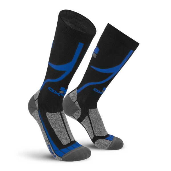 Bike Btm Knee-High Performance Dry-Tech Socks Oxyburn 1455