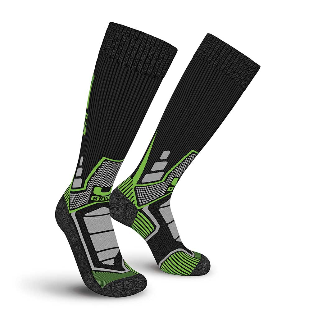 Ultra Trekking Smart-HD Kneehigh Energizer Socks Oxyburn 1535