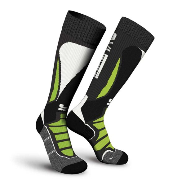 Ski Adrenalyn Kneehigh Energizer Socks Oxyburn 1550