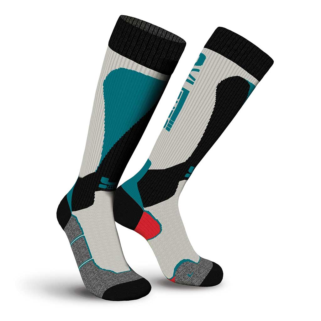 Ski Experia Kneehigh Energizer Socks Oxyburn 1555