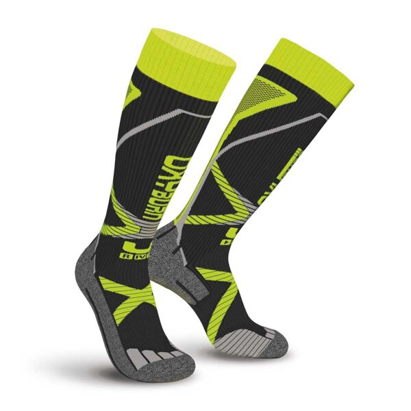 Crossfit No Pain No Gain Kneehigh Energizer Socks Oxyburn 1565