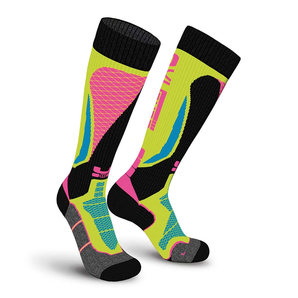 Ski Stayout Kneehigh Energizer Socks Oxyburn 1570