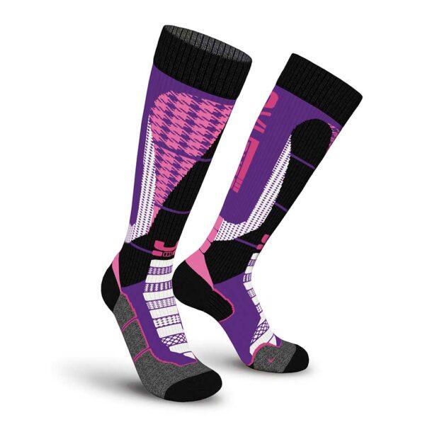 Snowboard 3style Kneehigh Energizer Socks Oxyburn 1575