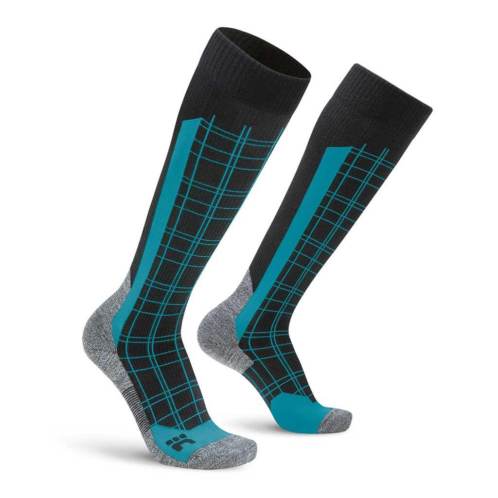 "Ski Pro Merino ""MOOD"" HD Socks Oxyburn 1583"