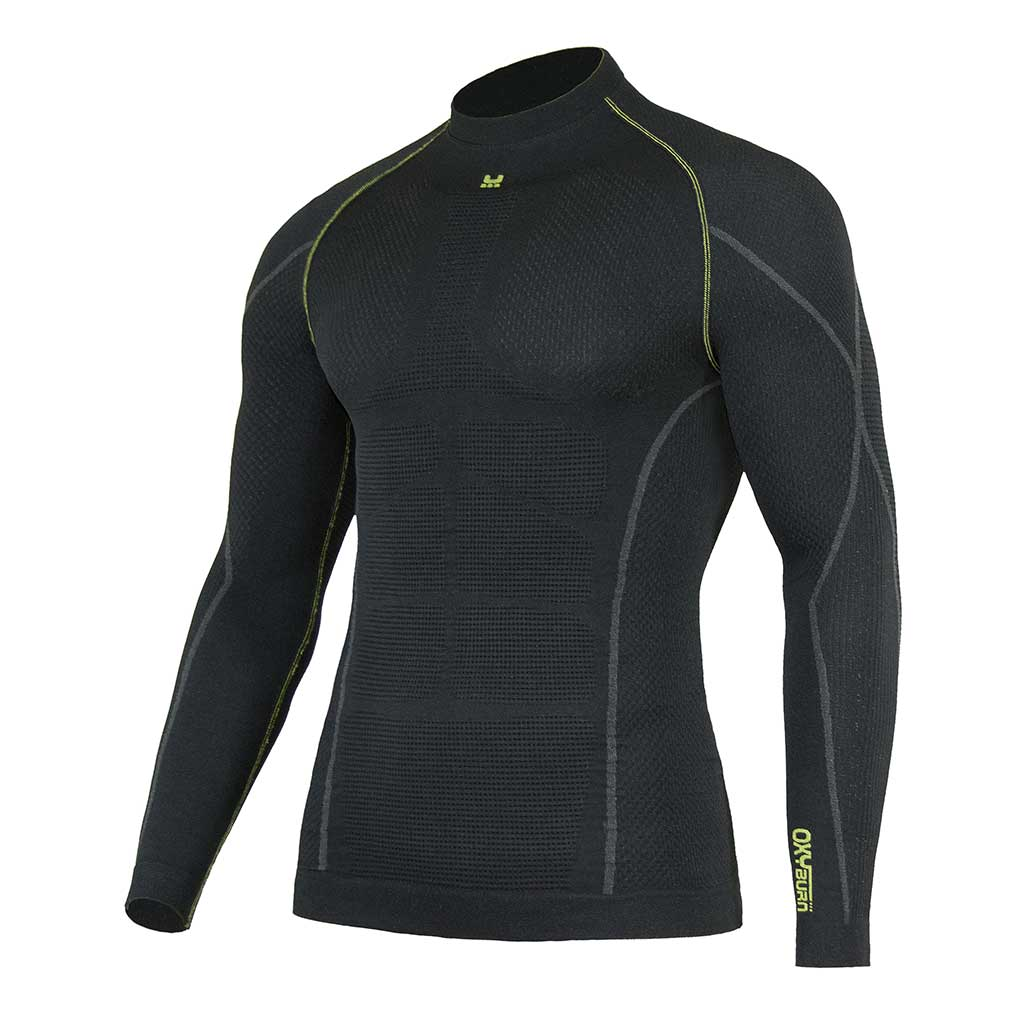 Build Compression Sports Shirt Oxyburn 5025