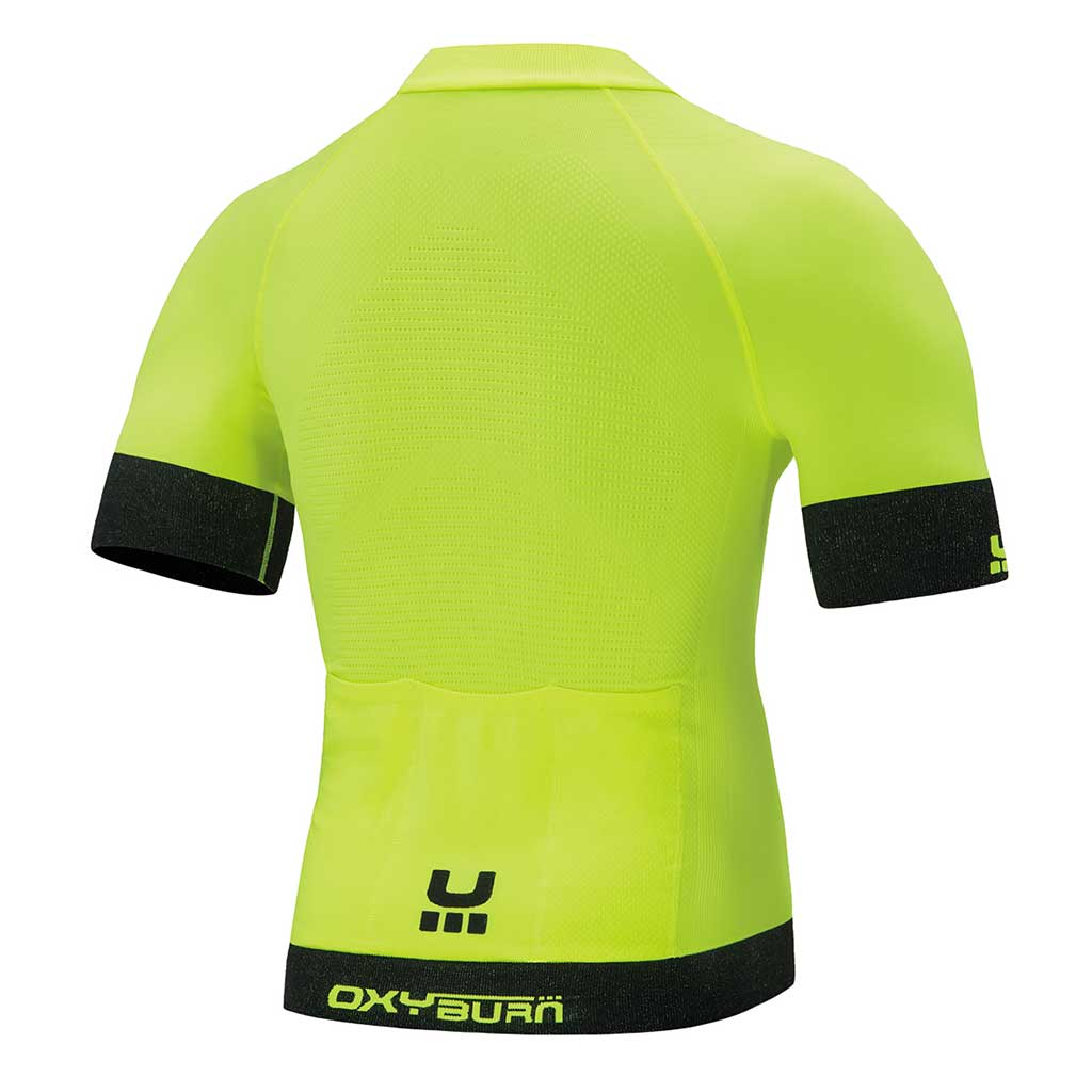 Vuelta Shirtsleeve Reaction Compression T-Shirt Oxyburn 5220