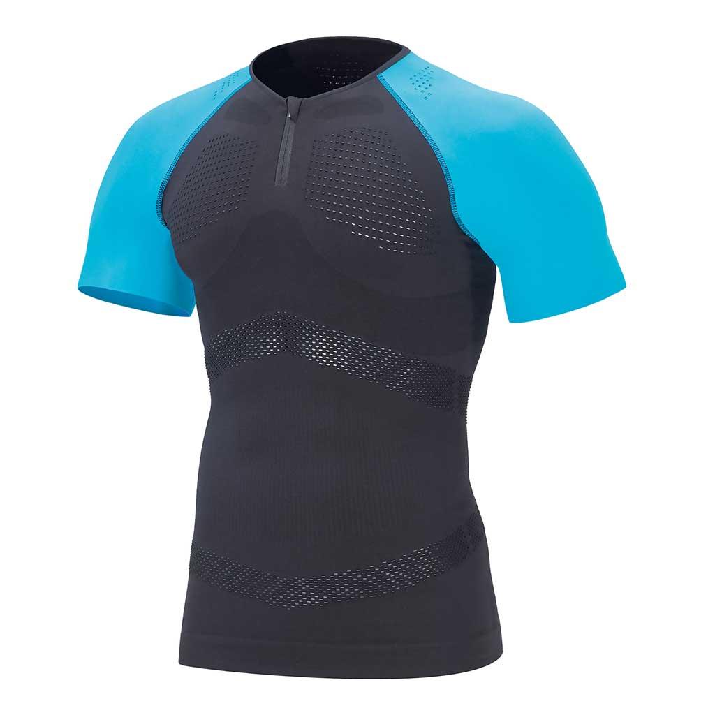 Peak Shirtsleeve Aero-Lite Pro Compression Shirt Oxyburn 6000