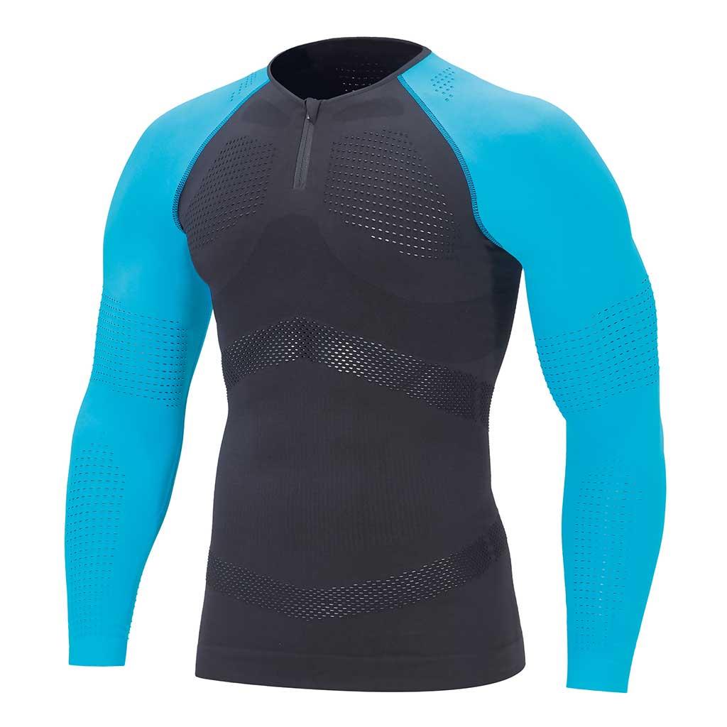 Peak Longsleeve Aero-Lite Pro Compression Shirt Oxyburn 6005