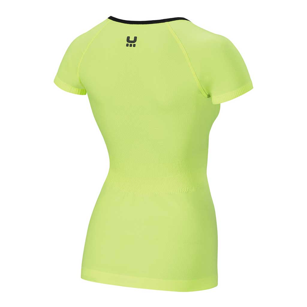 Kate Shirtsleeve Women Compression Shirt Oxyburn 7710
